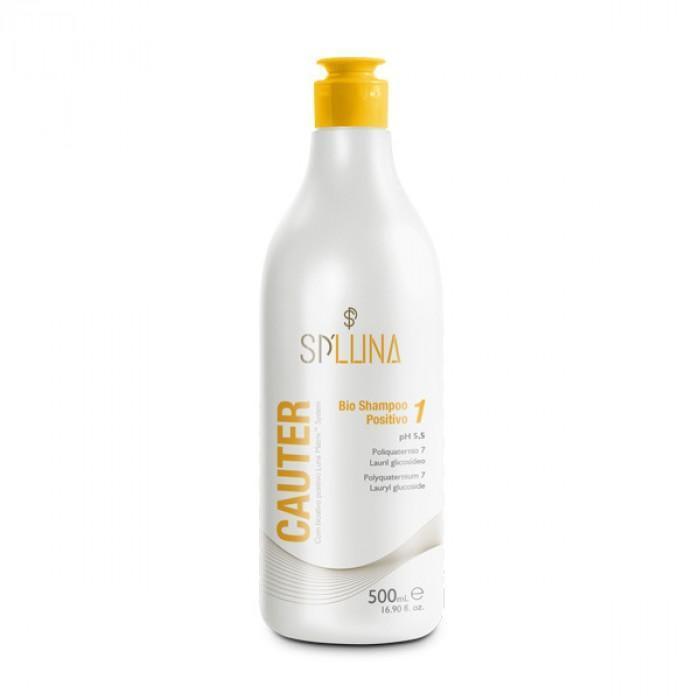 Luna Cauter - Bio Shampoo Positivo 500 mL (0)