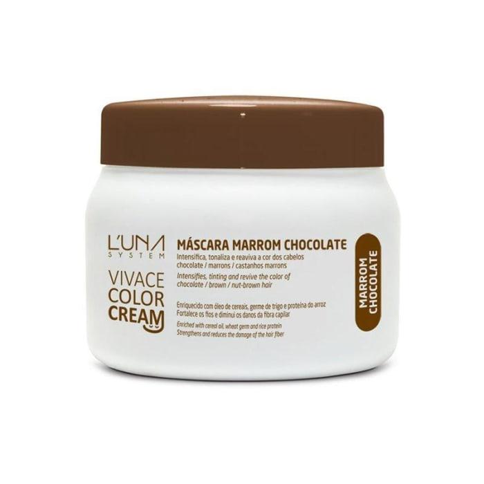 Máscara Marrom 250g - Vivace Color Cream (0)