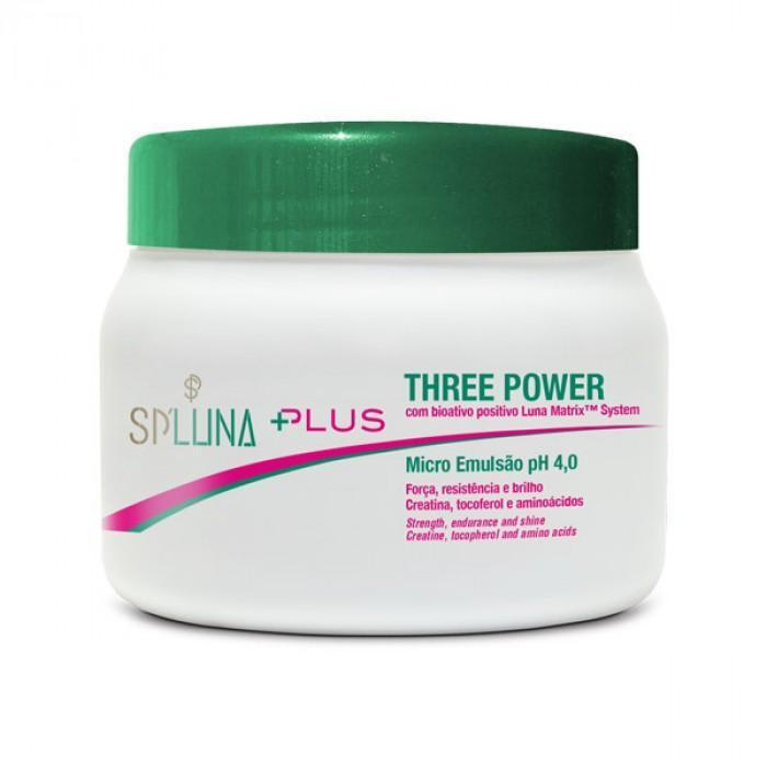 Plus - Three Power Micro Emulsão 250g (0)