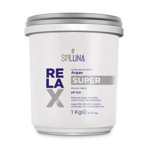Luna Relax - Hidróxido de Sódio Argan Força Super - 1kg (0)