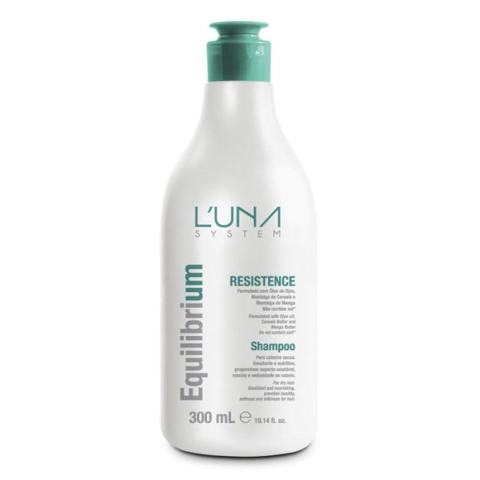 Shampoo para cabelos secos Resistance (0)