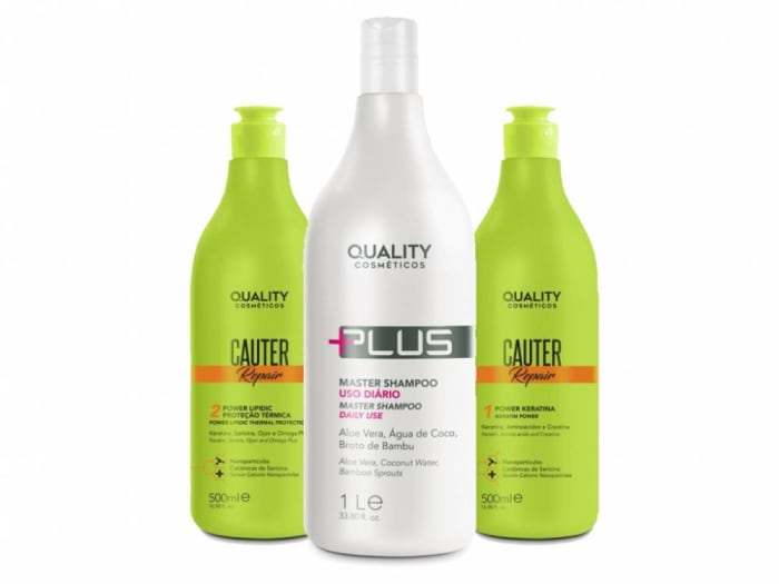 Kit Cauter Repair - Cauterização Capilar (0)
