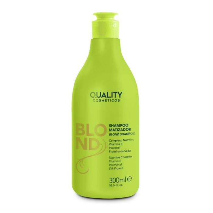 Shampoo Matizador Blond 300ml (0)