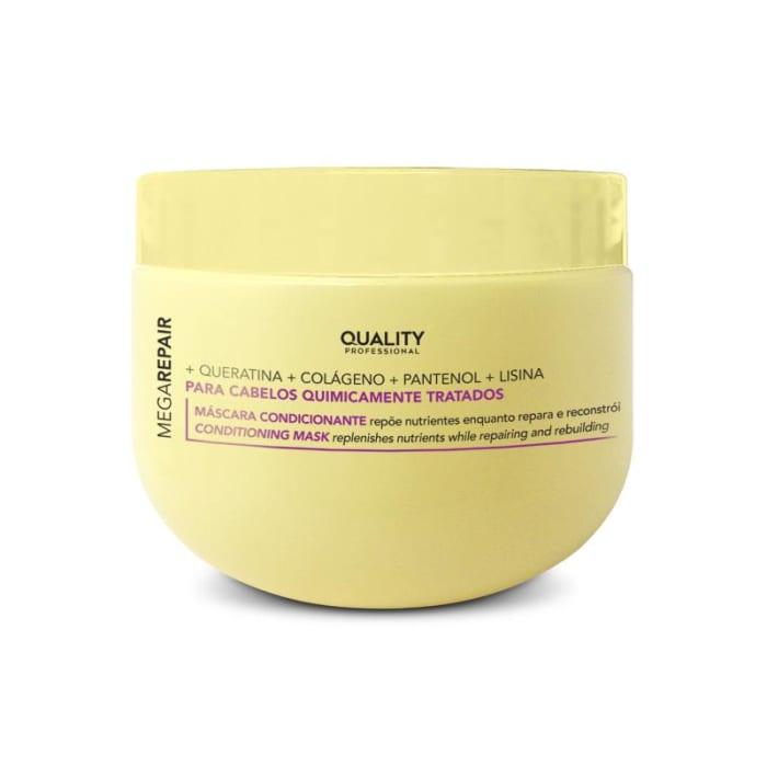 Máscara Condicionante para cabelos quimicamente tratados Mega Repair 300g (0)