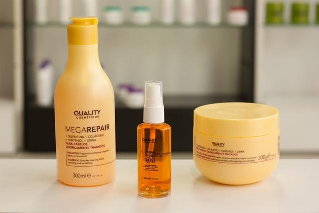 Kit Nutrição Capilar (Shampoo,Máscara e oléo de argan) (0)