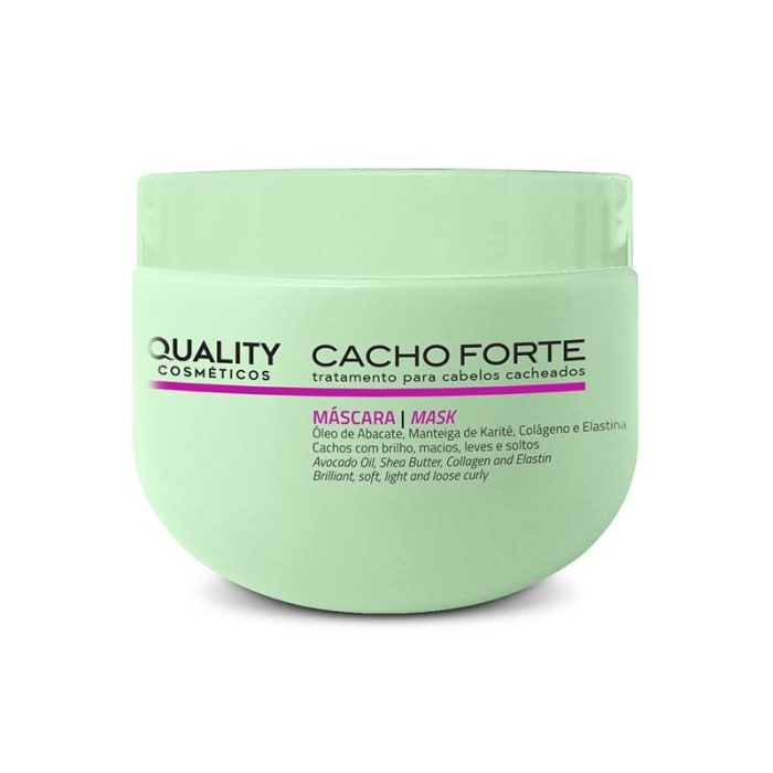 Máscara Cacho Forte 300g (0)