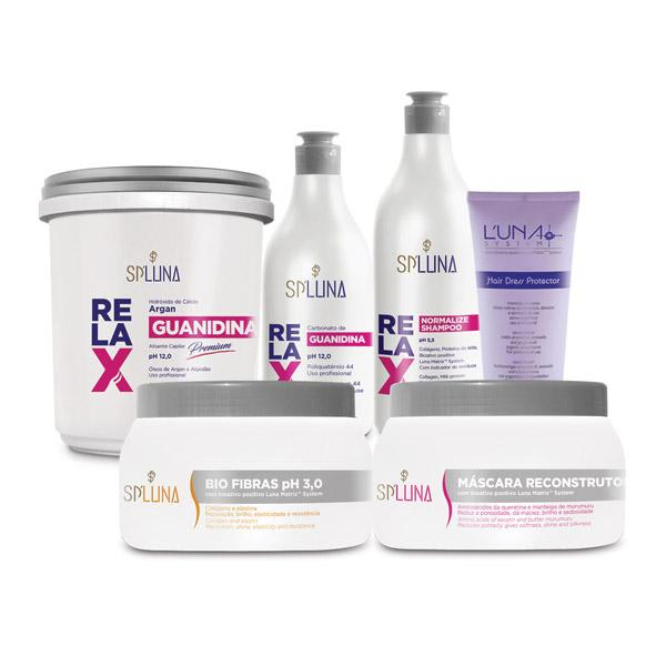 Guanidina Argan (Kit 6 produtos) (0)