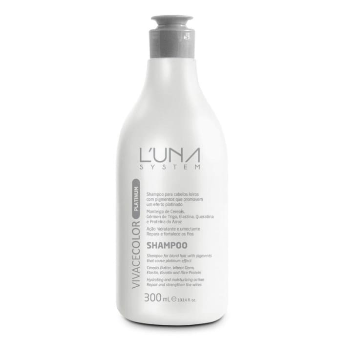 Vivace Color Shampoo Platinum - 300mL (0)