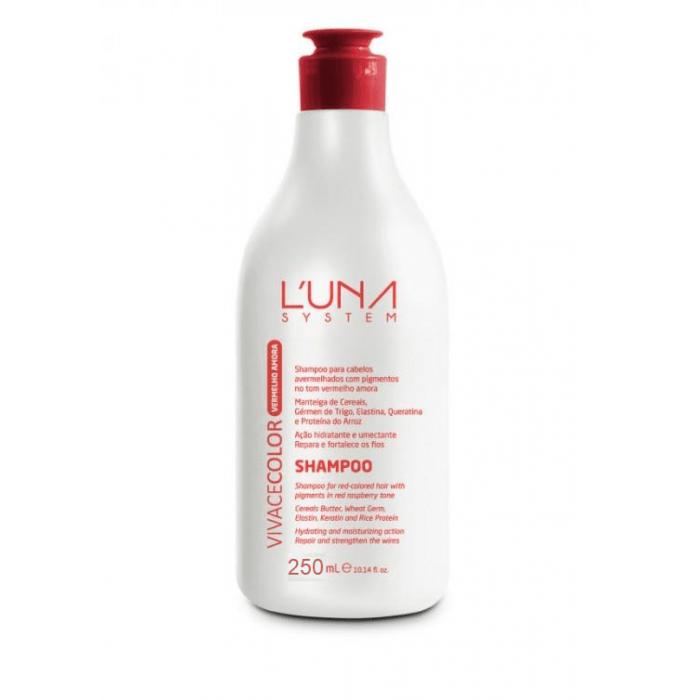 Vivace Color Shampoo Vermelho Amora - 300mL (0)