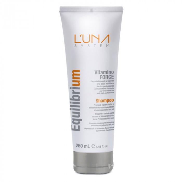 Equilibrium - Vitamino Force Shampoo 250mL (0)