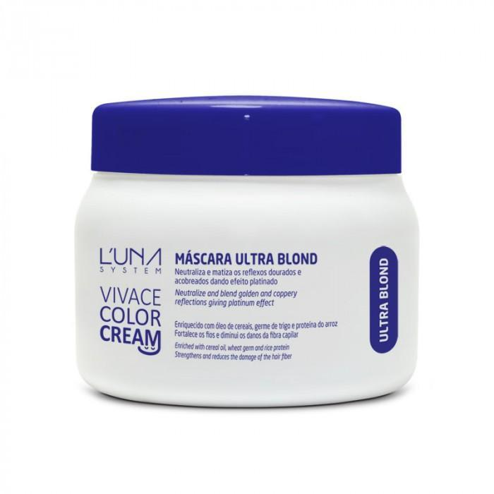 Vivace Color Cream - Máscara Ultra Blond - 250g (0)