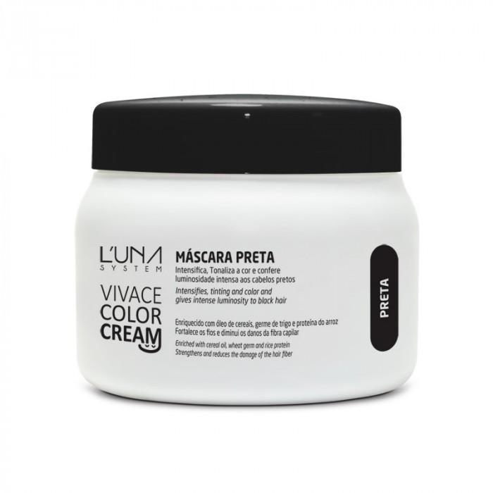 Vivace Color Cream - Máscara Preta - 250g (0)