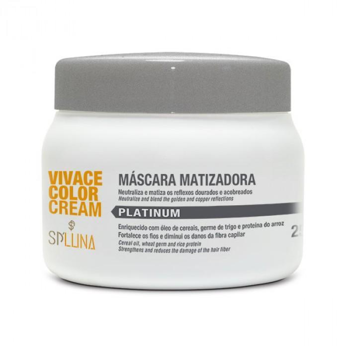 Vivace Color Cream - Máscara Platinum - 250g (0)