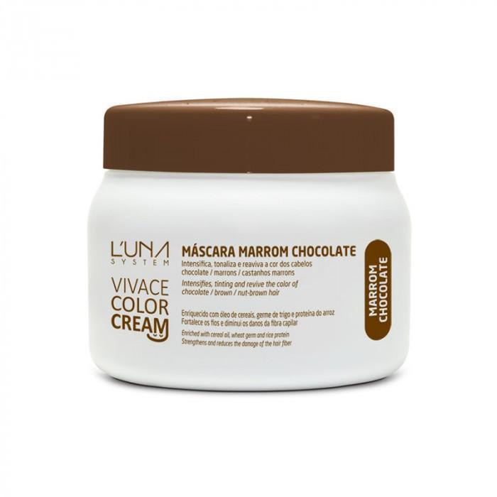 Vivace Color Cream - Máscara Marrom - 250g (0)