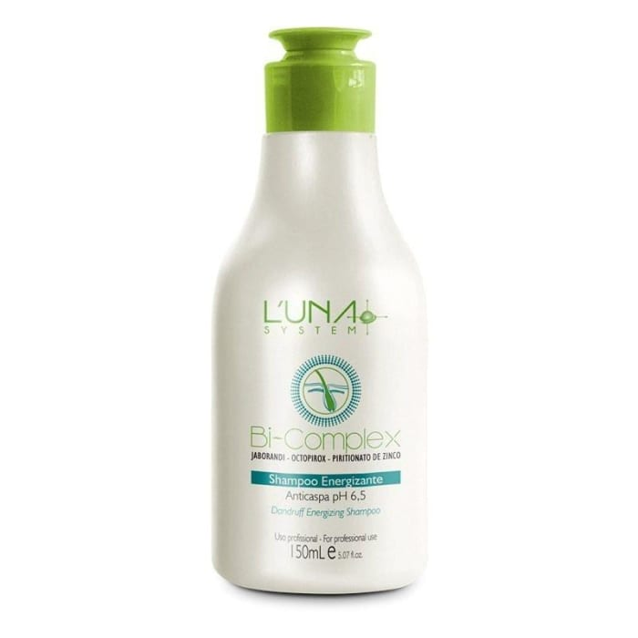 Shampoo Luna Bi-Complex Energizante Anticaspa pH 6,5 – 150 mL (0)