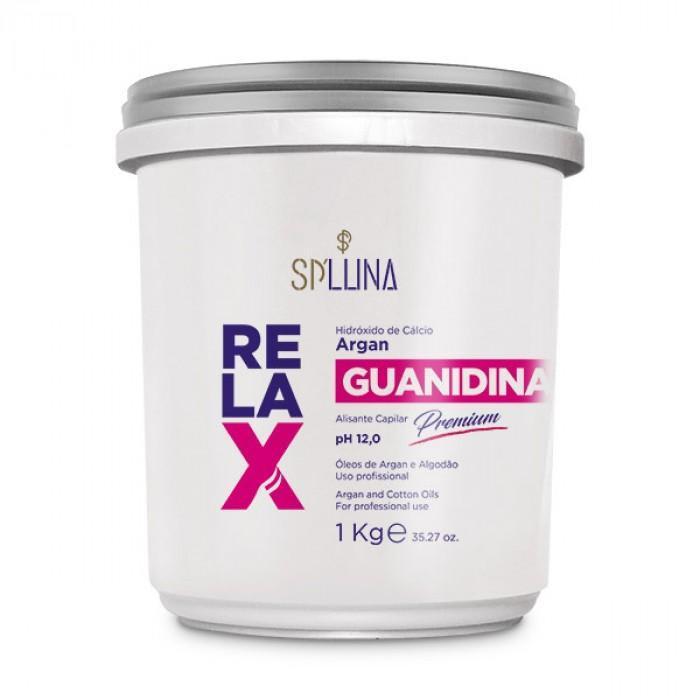 Luna Relax - Hidróxido de Cálcio Guanidina Argan Premium - 1kg (0)