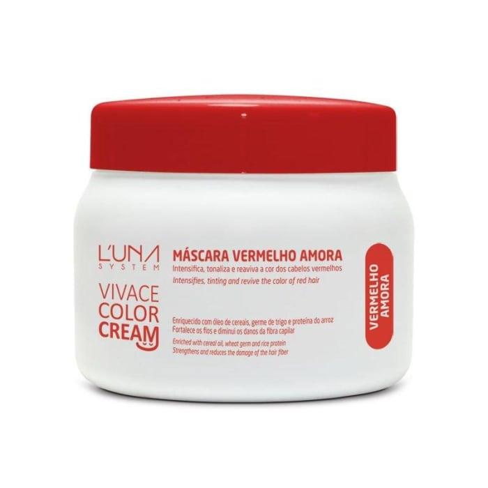 Máscara Vermelha 250g - Vivace Color Cream (0)